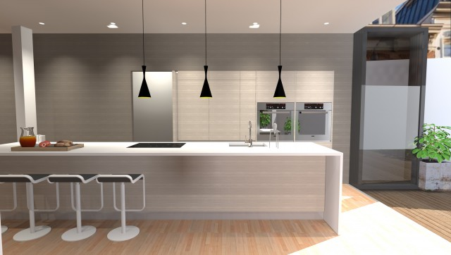 keuken-open