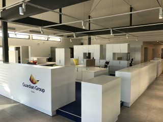 Guardian Group Office Renovation