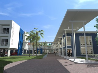 University of Sint Maarten Campus
